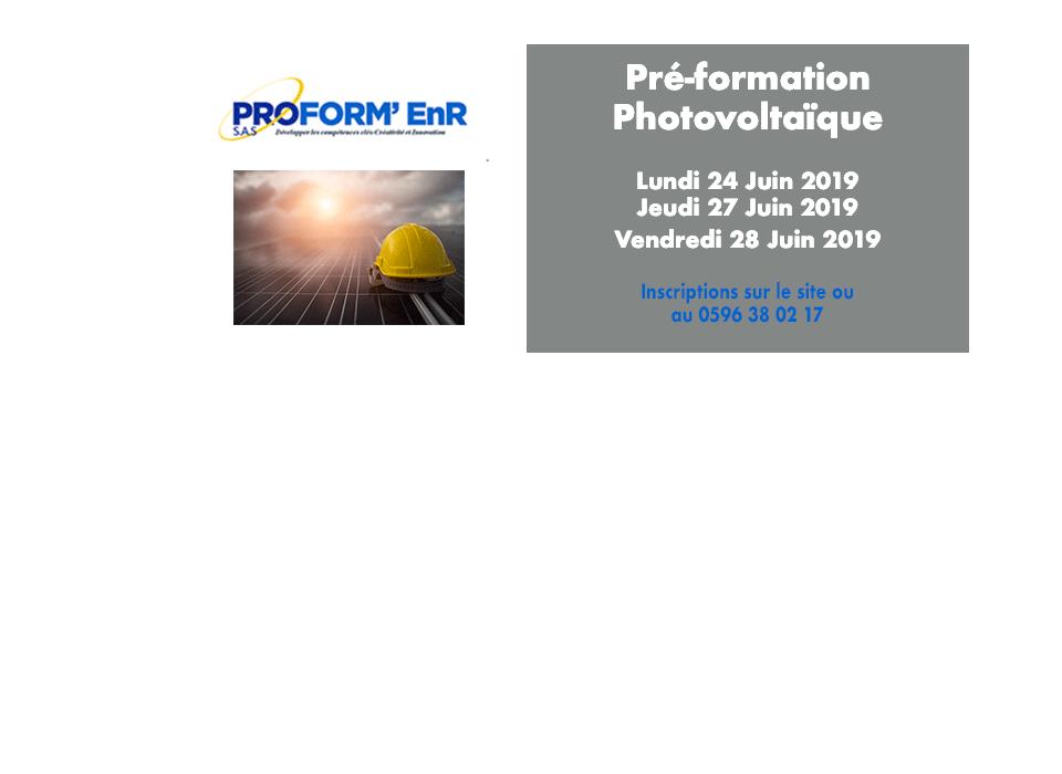 PRE-formationphotovolt